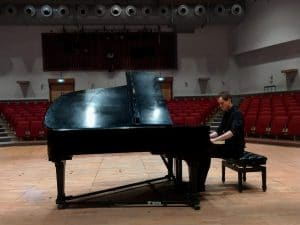 Piano Recital by Norfolk Young Musician of the Year Archie Bonham @ Wymondham Abbey
