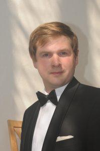 Organ Recital by Julian Haggett @ Wymondham Abbey