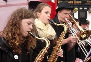 Wymondham High Jazz bands 2013(2)