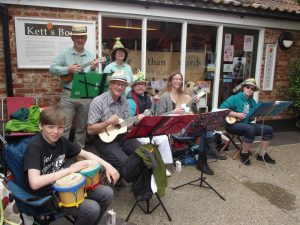 wymondham ukelele group